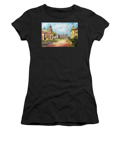 Chowmala Palace Women's T-Shirt (Athletic Fit)