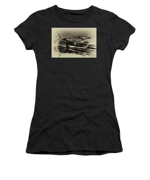 Vintage Chris Craft - 1958 Women's T-Shirt