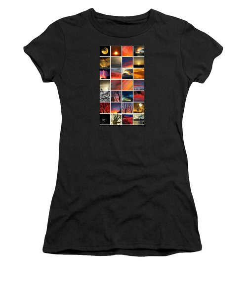 Chris's Greatest Hits Women's T-Shirt (Athletic Fit)