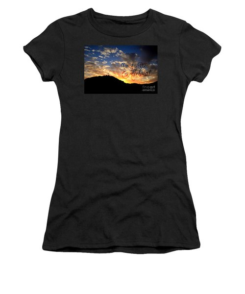 Christ Is Risen Women's T-Shirt