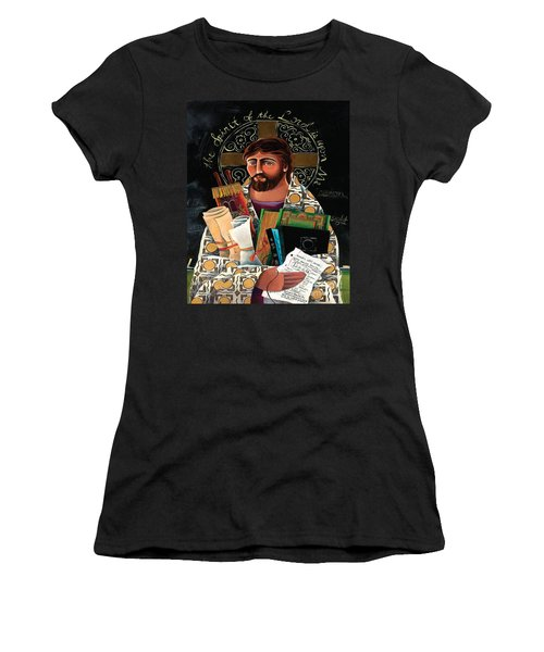Christ The Teacher - Mmctt Women's T-Shirt