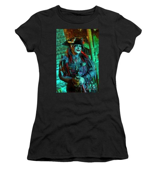 Christine Campiotti And Hunted House Women's T-Shirt