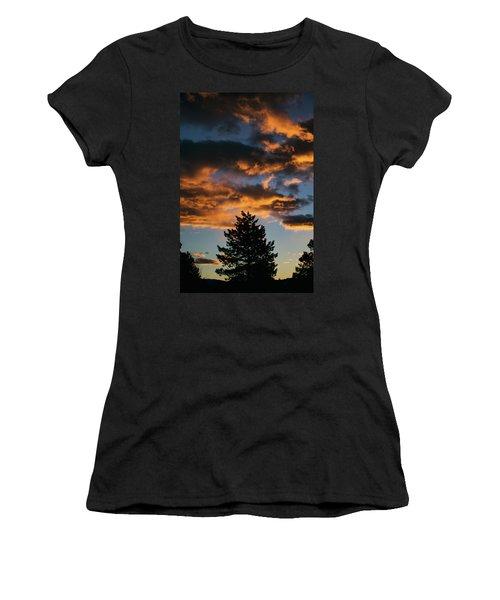 Christmas Eve Sunrise 2016 Women's T-Shirt (Athletic Fit)