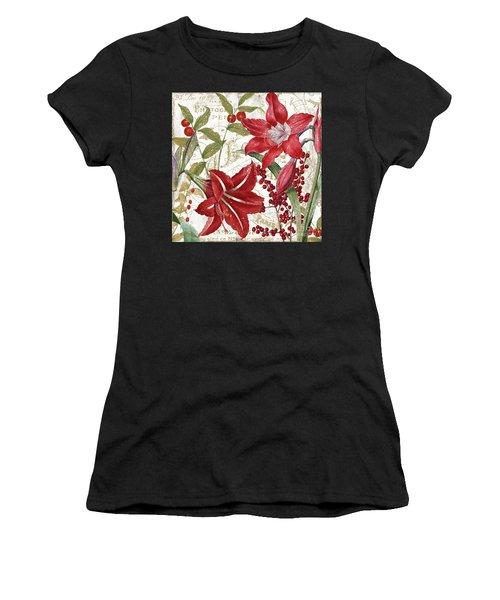 Christmas In Paris I Women's T-Shirt