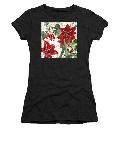 Christmas In Paris II Women's T-Shirt