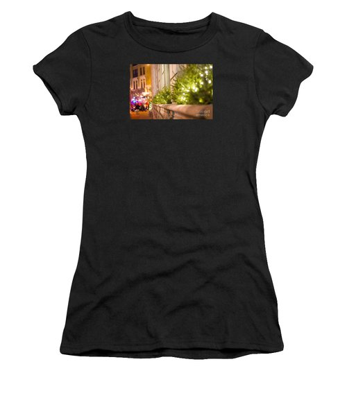 Christmas In St Paul Women's T-Shirt (Athletic Fit)