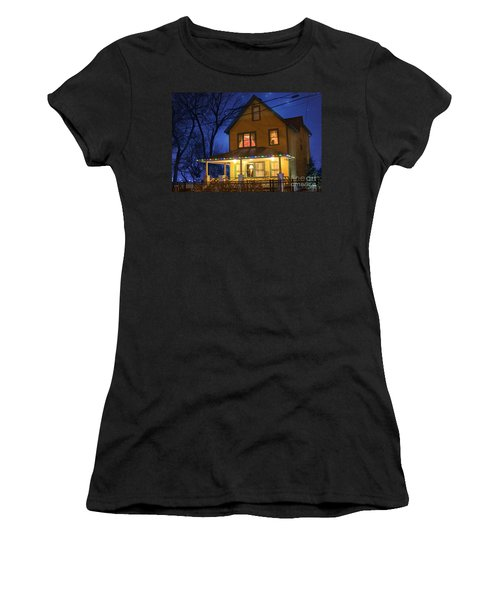 Christmas Story House Women's T-Shirt