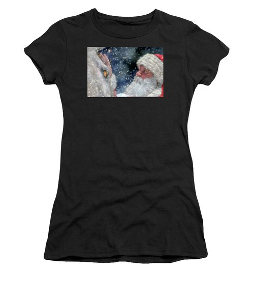 Christmas Touch Women's T-Shirt
