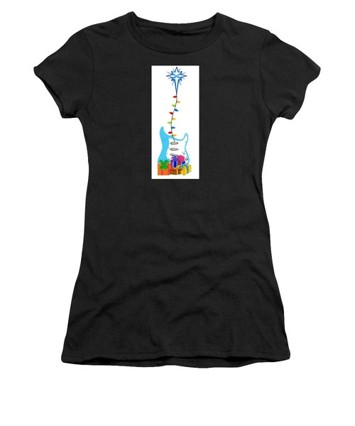 Christmas2 Women's T-Shirt (Athletic Fit)