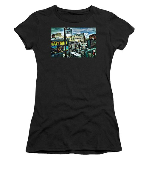 Christopher Street Greenwich Village  Women's T-Shirt