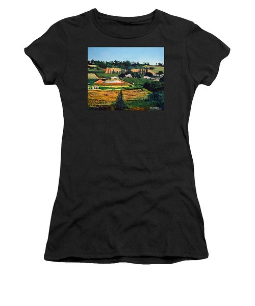 Chubby's Farm Women's T-Shirt