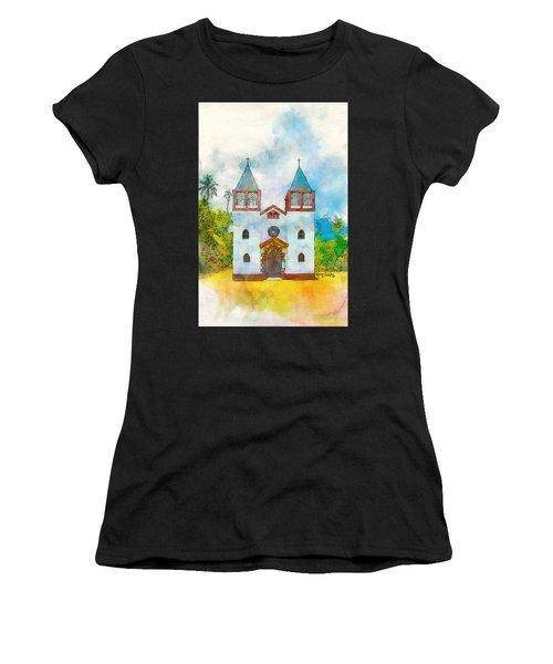 Church Of The Holy Family Women's T-Shirt