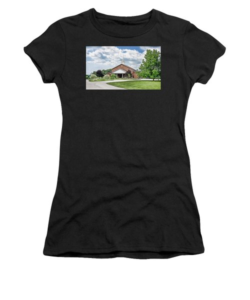 Church On Coldwater Women's T-Shirt (Athletic Fit)
