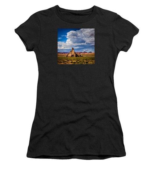 Church Rock Thunderhead Women's T-Shirt