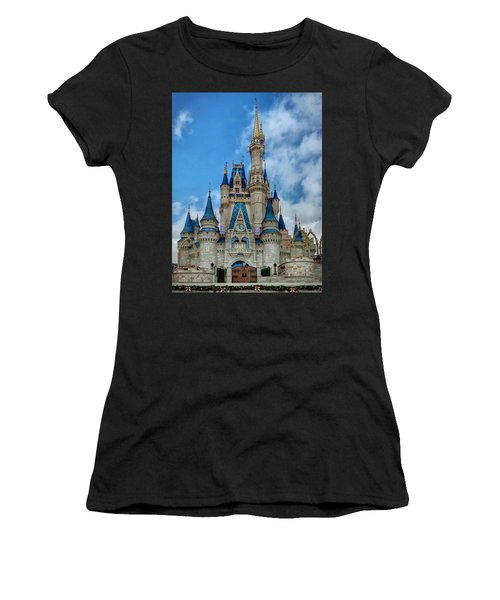 Cinderella Castle Women's T-Shirt