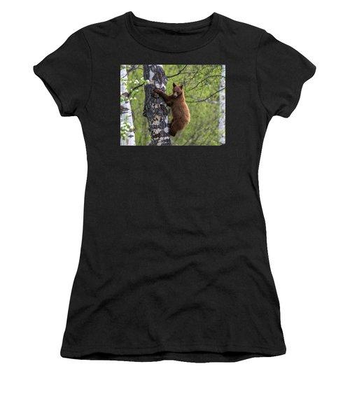 Cinnamon Climb Women's T-Shirt