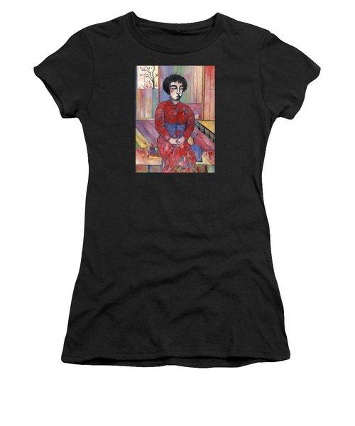 Cio Cio San Women's T-Shirt (Athletic Fit)