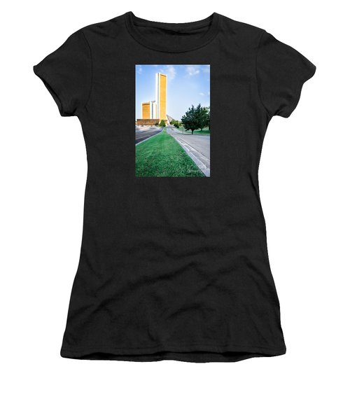 Citiplex Towers Women's T-Shirt (Athletic Fit)