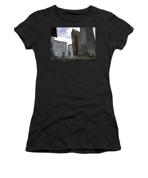 City Center At Las Vegas Women's T-Shirt