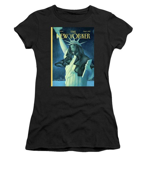 City In Mourning Women's T-Shirt