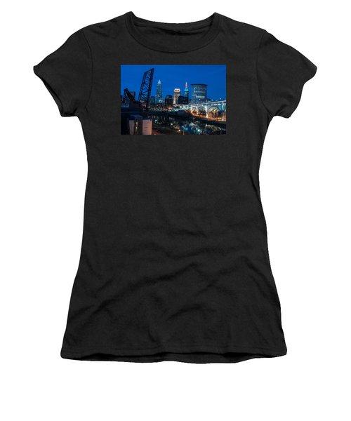 City Of Bridges Women's T-Shirt