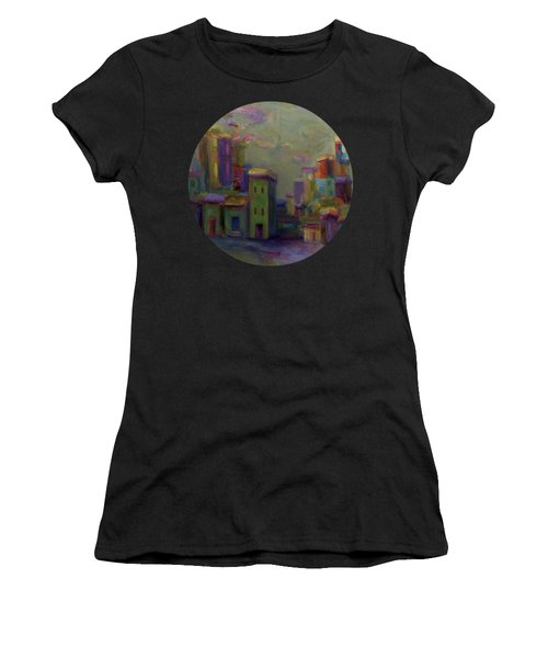 City Of Color And Light Women's T-Shirt