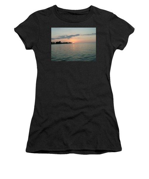 City Pier Holmes Beach Bradenton Florida Women's T-Shirt