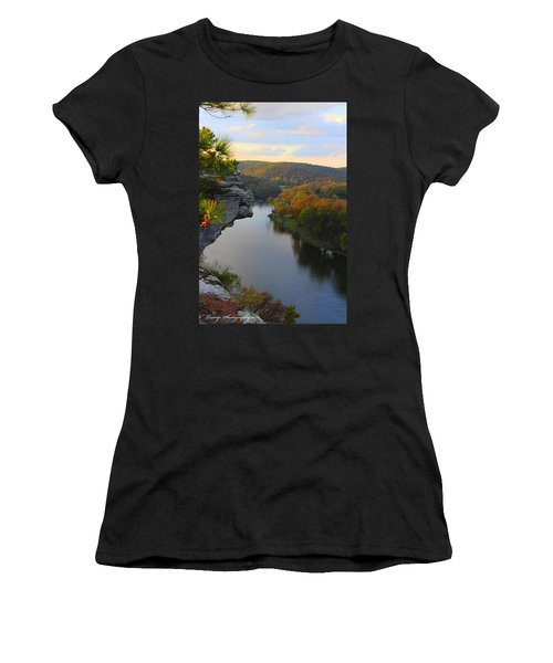 City Rock Bluff Women's T-Shirt