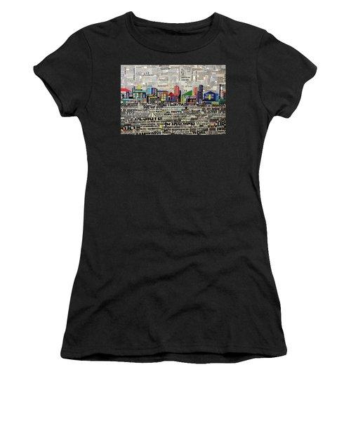 City Scape Women's T-Shirt