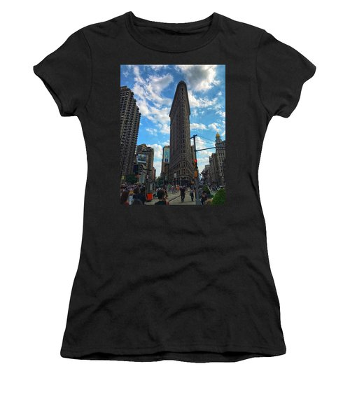 City Walk  Women's T-Shirt (Athletic Fit)