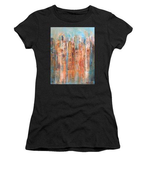 Cityscape #3 Women's T-Shirt