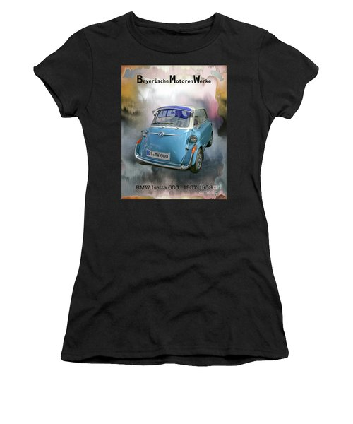 Classic Bmw 600 Women's T-Shirt (Athletic Fit)