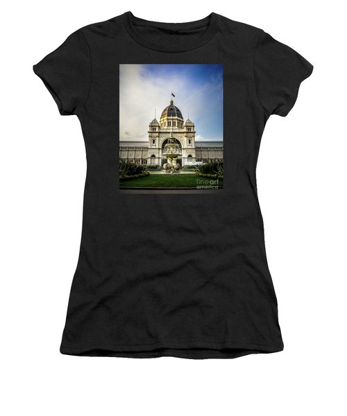 Women's T-Shirt (Junior Cut) featuring the photograph Classic Buld by Perry Webster