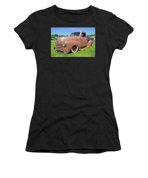 Classic Chevrolet Truck Women's T-Shirt (Athletic Fit)