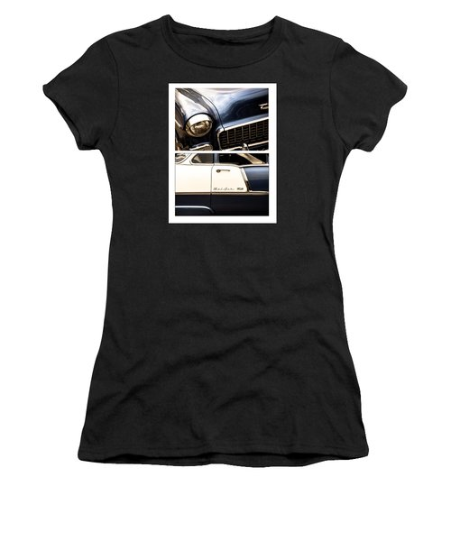 Classic Duo 5 Women's T-Shirt (Junior Cut) by Ryan Weddle
