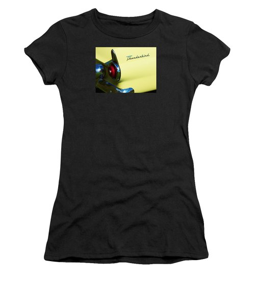 1955 Ford Thunderbird Women's T-Shirt (Athletic Fit)