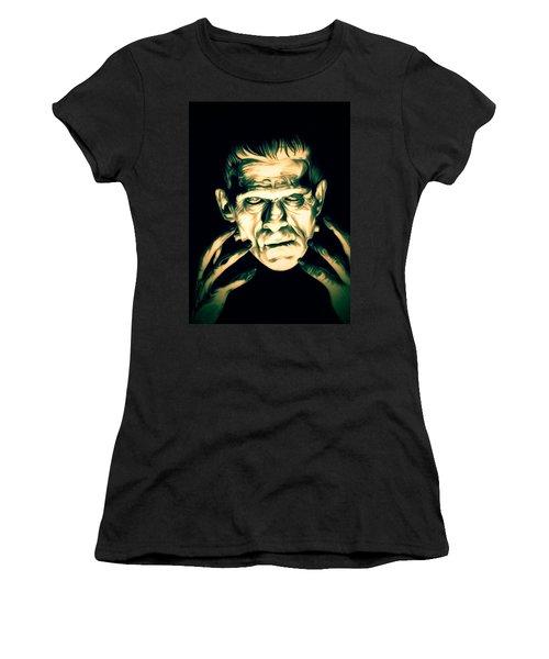 Classic Frankenstein Women's T-Shirt
