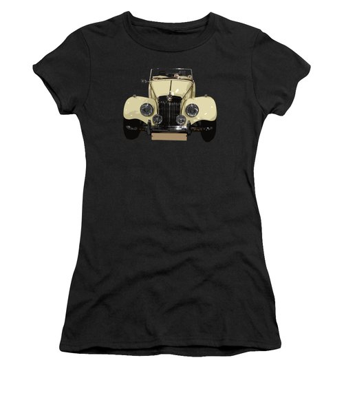 Classic Motor C Art Women's T-Shirt (Athletic Fit)