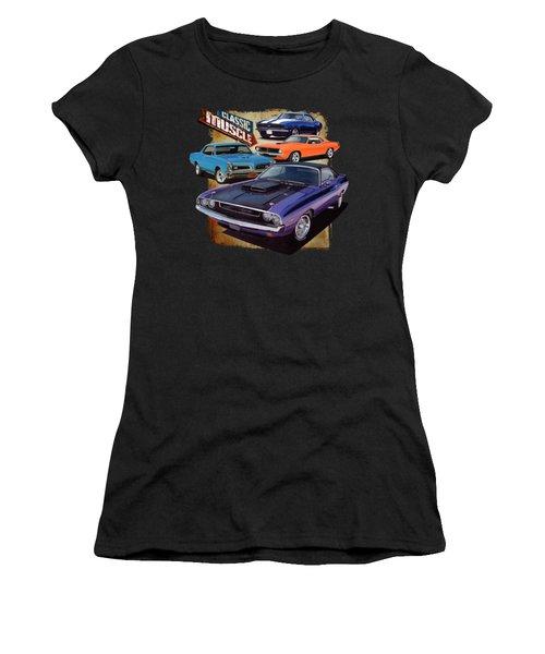 Classic Muscle Women's T-Shirt
