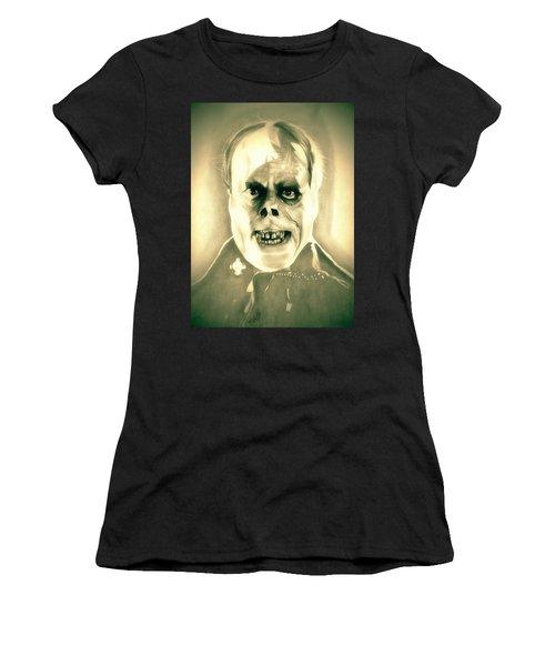 Classic Phantom Of The Opera Women's T-Shirt