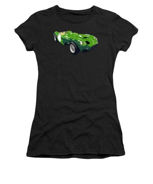 Classic Sports Green Art Women's T-Shirt