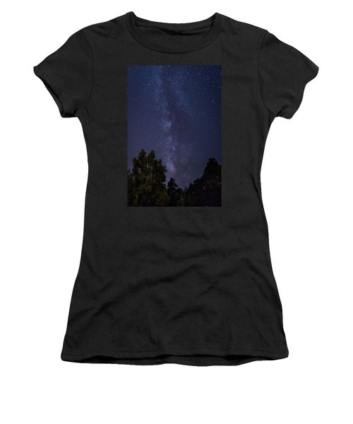 Clear Night In Ruidoso Women's T-Shirt (Athletic Fit)