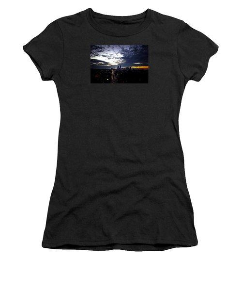 Cleveland At Dusk Women's T-Shirt