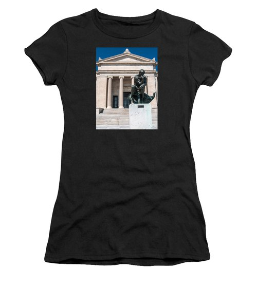 Cleveland Museum Of Art, The Thinker Women's T-Shirt