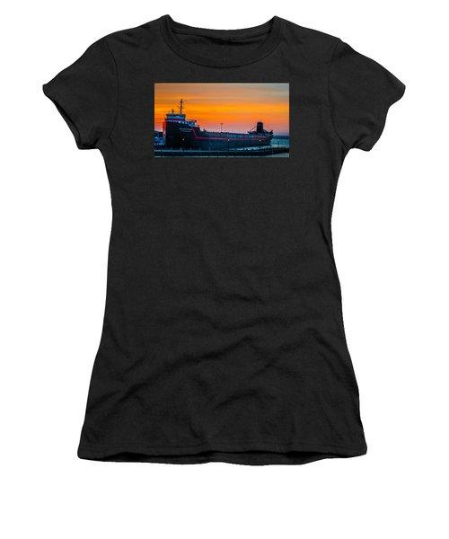 Cleveland Sunset Women's T-Shirt