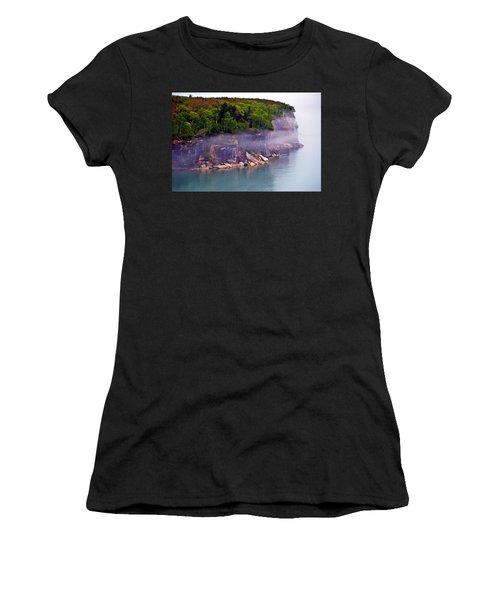 Cliff Fog Women's T-Shirt