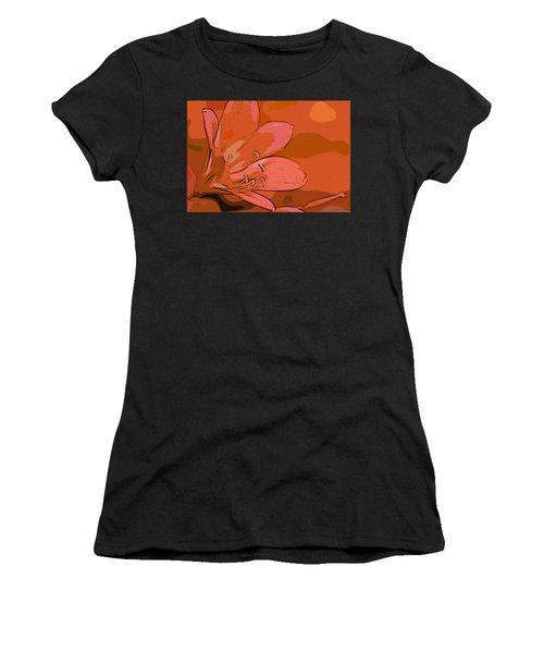 Clivia Miniata Women's T-Shirt