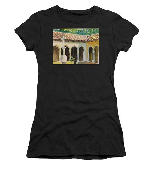 Cloister, Nyc Women's T-Shirt