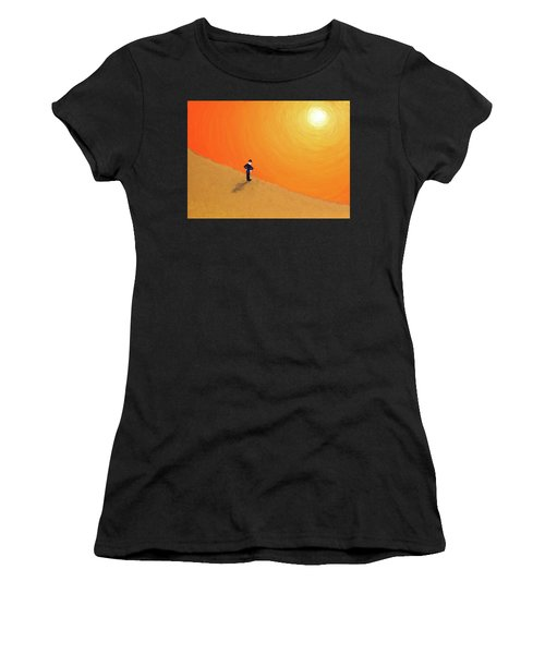 Close To The Edge Women's T-Shirt