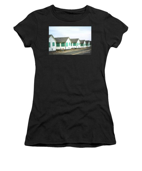 Closed For The Season #2 Women's T-Shirt (Athletic Fit)